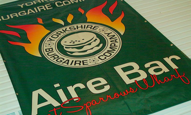 Yorkshire Burgaire Company Logo